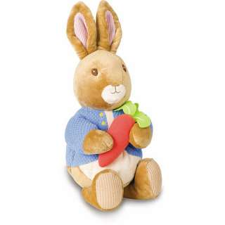 Waggie Musical Peter Rabbit   Kids Preferred   Favorite Characters