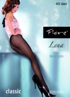 Fiore Lena Classic Bikini Brief Tights 40 Denier