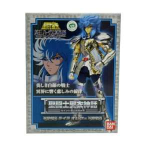 Saint Seiya CLOTH MYTH LYRA ORPHEUS from Bandai Toys & Games