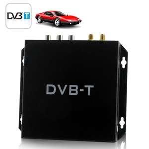 DECODER TV DIGITALE TERRESTRE DVB T PER AUTO CAMPER VAN
