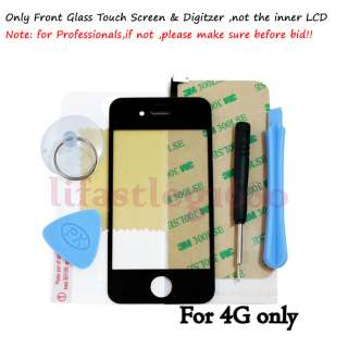 IPHONE 4 4G LCD SCREEN REPAIR KIT Replacement Digitizer