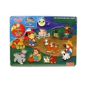 Sababa Toys Old McDonald Had a Farm Toys & Games