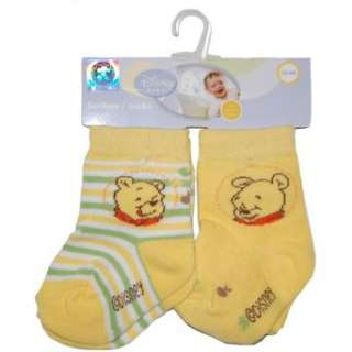 EBI& EBI   Disney   Winnie Pooh   Socken Jungs, gelb