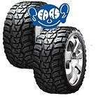 33 12 50 x 15 KUMHO KL71 Mud Terrain Wheel and Tyres x4