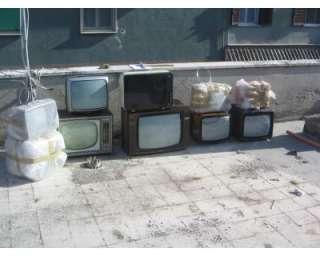 10 televisori anni 70 funzionanti a Prenestina / Casilina