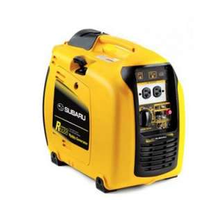 Robin Subaru Portable Power 1100 Watt Generator
