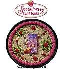 strawberry shortcake cookie cake cupcake layon decorati location