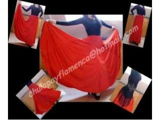Faldas flamenca sevillanas baile español (11591704)    anuncios