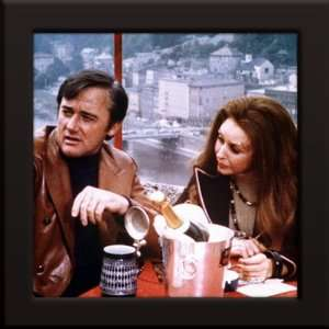 12x12 Color Photo (Robert Vaughn Nyree Dawn Porter): Home & Kitchen
