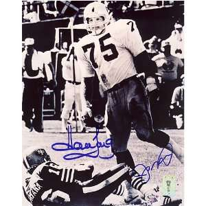 Photo   Howie Long / Dual Longs First Sack 8x10: Sports & Outdoors