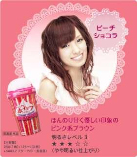 hoyu Japan BeautyLabo Bubble Hair Color Dying Kit