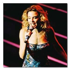 Kylie Minogue Color Box Canvas Print Gallery Wrapped