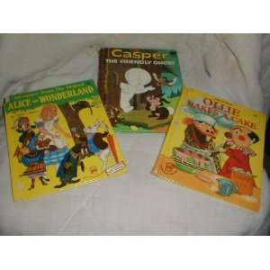 Carroll, Harvey Cartoon Studios, Laslo Matulay, Nancy Meyerhoff: Books