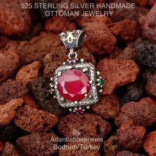 empire period sultan suleiman s handmade jewelry 925k sterling silver