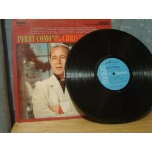 Perry Como Sings Merry Christmas Music (1961 Original) Perry Como