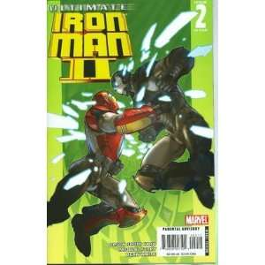 Ultimate Iron Man II #2
