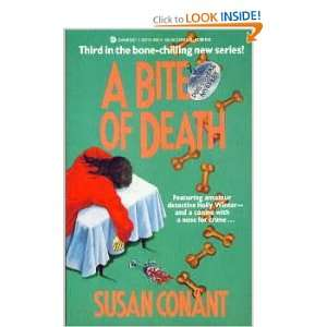 A Bite of Death (A Dog Lovers Mystery, 3rd in the Series