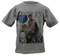 Memphis Grizzlies Kids T Shirts, Memphis Grizzlies Childrens Tshirts
