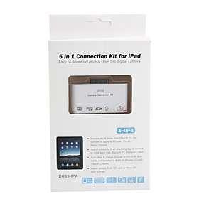 34   de usos múltiples 5 en 1 kit de conexión para el iPad, iPad 2 y