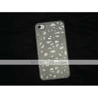 US$ 2.49   Birds Nest Snap Case for iPhone 4 / 4S,  On