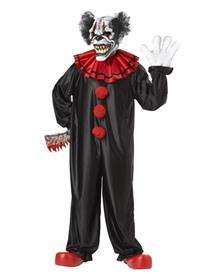 evil clown on Spirit Halloween Costumes