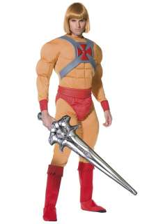 Halloween Costumes TV / Movie Costumes He Man Costumes He Man Costume