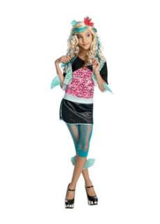 Monster High Lagoona Blue  Cheap TV & Movie Halloween Costume for