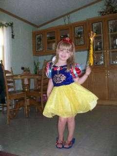 Disney Snow White Ballerina Classic Toddler / Child Costume, 60764