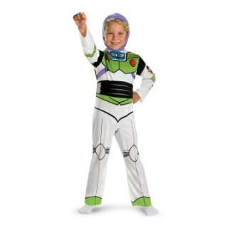 Disney Toy Story Buzz Lightyear Classic Toddler / Child Costume, 69627