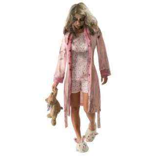 The Walking Dead   Pajama Zombie Teen Costume, 801402