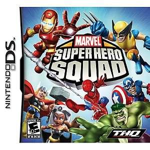 Marvel Super Hero Squad   (DS) Nintendo DS