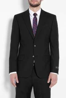 Vivienne Westwood  Black Regular Fit Classic Wool Suit by Vivienne