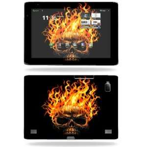 Vinyl Skin Decal Cover for Acer Iconia Tab A500 Hot Head Electronics