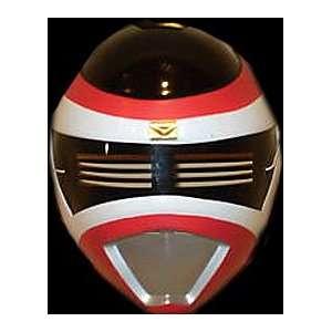Power Rangers   Child Red Ranger Mask Toys & Games