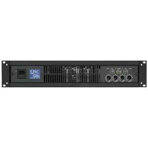 QSC CX404 Four Channel Power Amplifier with Powerwave