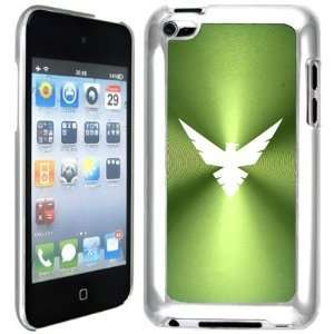Apple iPod Touch 4 4G 4th Generation Green B162 hard back case