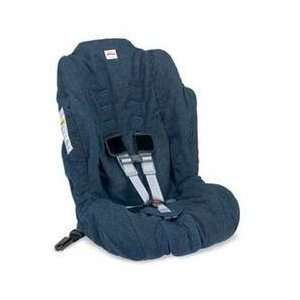 Britax Husky LATCH Car Seat   Funky Denim: Baby
