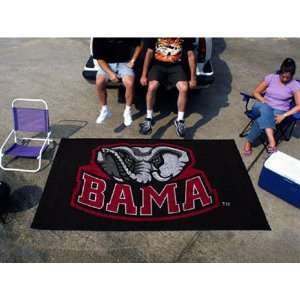 Alabama Crimson Tide NCAA Ulti Mat Floor Mat (5x8)