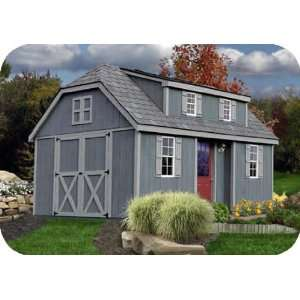 Shedme cheap wooden shed kits for Cheap barn kits