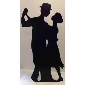 Silhouette)   Silhouette Lifesize Cardboard Cutout / Standee / Standup