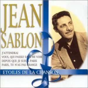 Etoiles De La Chanson: Jean Sablon: Music