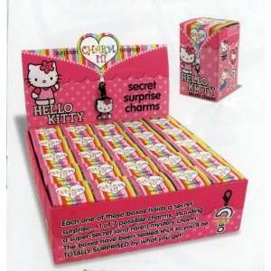 1 Hello Kitty Suprise Charm Box, collect all 6