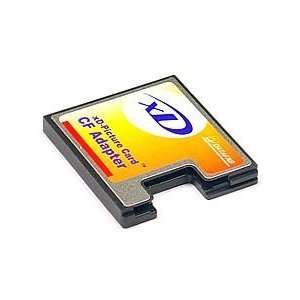 xD Picture Card to Compact Flash CF Type II Adapter Electronics