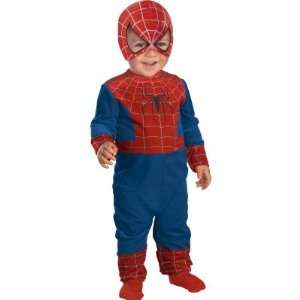 Infant Spiderman Costume   Official Spiderman Costumes: Toys & Games