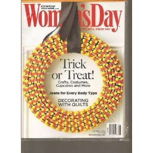 Day Halloween Celebration Magazines (Trick Or Treat Crafts Costumes