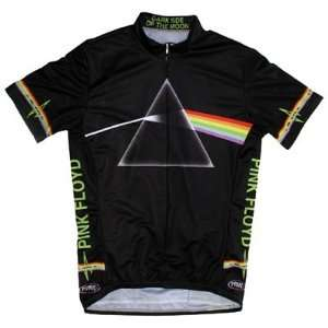 Primal Wear Pink Floyd Dark Side of the Moon Mens Short Sleeve