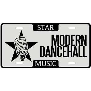Am A Modern Dancehall Star   License Plate Music