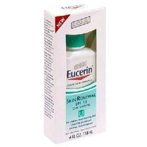 Eucerin Clear Skin Formula Skin Renewal Day Lotion, SPF 15