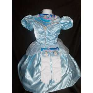 Disney Princess Fancy Cinderella Dress with Gloves Toys