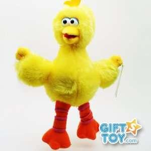 Sesame Street Big Bird 9 Plush Stuffed Toy  Toys & Games